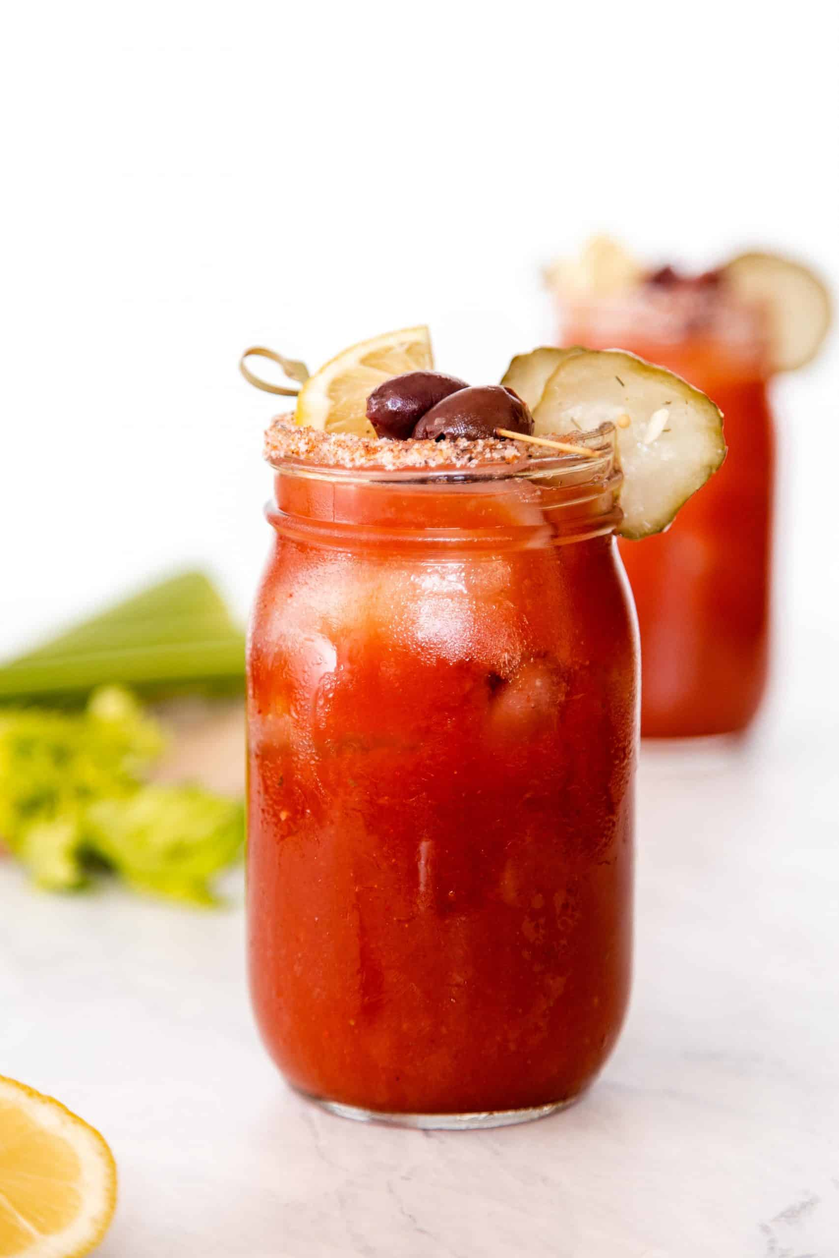 Kimchi Bloody Mary Recipe Cultured Guru